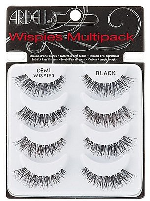 Ardell Wispies False Eyelashes - 4 Pack $13.99 thestylecure.com