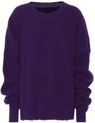 Unravel Wool and cashmere sweater