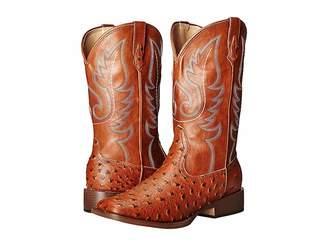 Roper Bumps Cowboy Boots