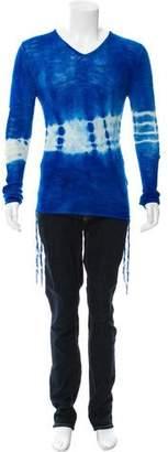 Raif Coated Cashmere Sweater