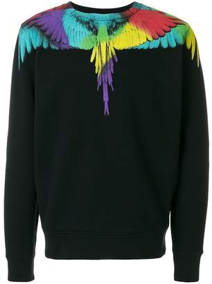 Marcelo Burlon County of Milan Aserel スウェットシャツ