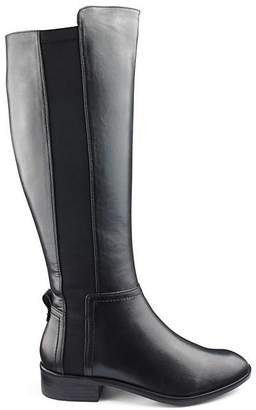 07d4315bc5c Wide Calf Boots For Women - ShopStyle UK