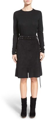 Women's Proenza Schouler Tissue Jersey Long Sleeve Tee $220 thestylecure.com