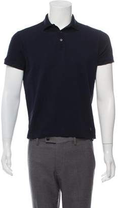 Ralph Lauren Purple Label Short Sleeve Polo Shirt