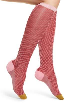Happy Socks Hysteria by Alma Knee Socks