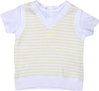 Simonetta Tiny T-shirts - Item 12113449FJ