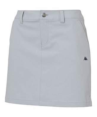 Kappa (カッパ) - [カッパゴルフ] ゴルフ エンブレムプリントスカート KG862SK72 レディース SI 日本 L (日本サイズL相当)