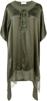 Faith Connexion lace trim dress