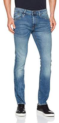 GUESS Men's Miami Pocket Super-Skinny Slim Jeans,(Manufacturer Size: 28)