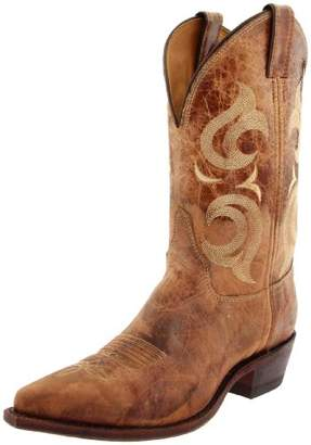 """Justin Boots Men's U.S.A. Bent Rail Collection 11"""" Boot Narrow Square Toe"""