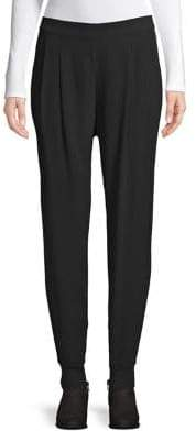 Eileen Fisher Casual Silk Ankle Pants