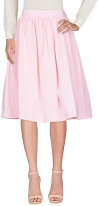 COMPAÑIA FANTASTICA Knee length skirts - Item 35367791VG