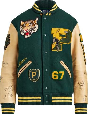 Patchwork Wool-Blend Jacket