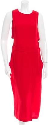 A.L.C. Cutout Midi Dress