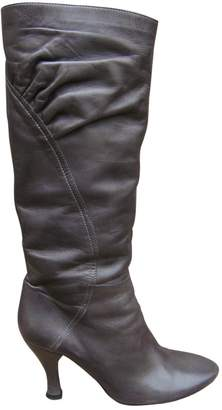 Vic Matié Leather Boots