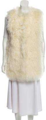 Co Mongolian Lamb Vest