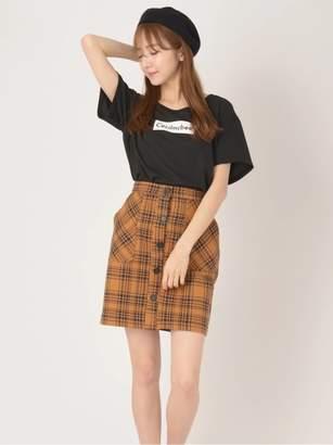 CECIL McBEE (セシル マクビー) - セシルマクビー 前ボタンタイトスカート