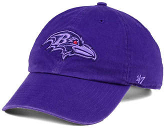'47 Baltimore Ravens Triple Rush Clean Up Cap