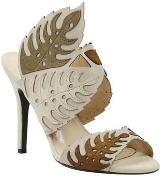 J. Renee Anhelina Leafed Sandal- Multiple Widths Available