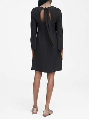 Petite Black Tie Dress Shopstyle Canada
