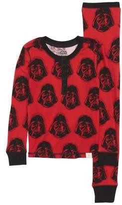 Star Wars Munki Munki x Fitted Two-Piece Pajamas