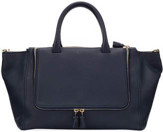 Anya Hindmarch Vere Soft Mini Grain Tote Bag