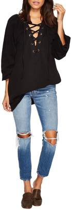 Free People Wellington Tunic Top