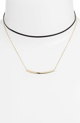 Women's Jules Smith 'Koy' Layered Choker $55 thestylecure.com
