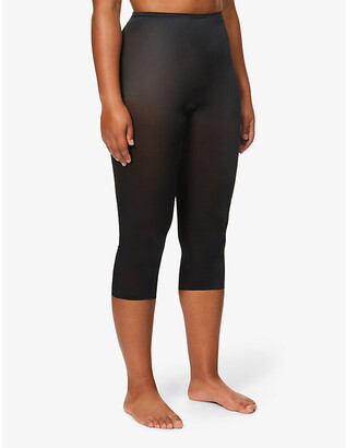 Spanx Skinny Britches mesh leggings