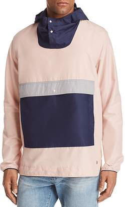 Herschel Hoffman Color-Block Hooded Anorak
