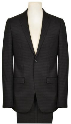 FLANNELS BLACK LABEL Check Suit