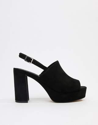 Asos Design DESIGN Hector heels