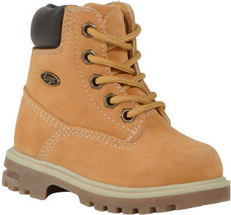 Lugz Toddler Unisex Hiking Boots Lace-up