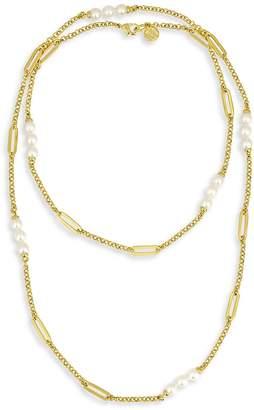 Majorica Women's Modern 6MM Organic Pearl Necklace