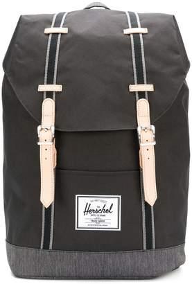 Herschel denim backpack