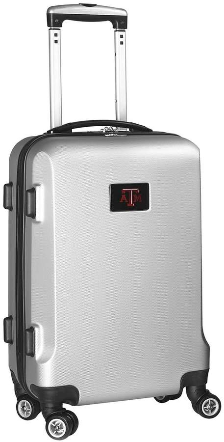Denco Sports Luggage Texas A&M Aggies 19 1/2-in. Hardside Spinner Carry-On