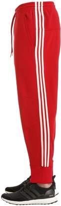 Y-3 3-Stripes Cotton Blend Sweatpants