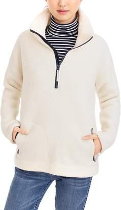 J.Crew Polartec(R) Fleece Half-Zip Pullover Jacket
