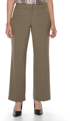 Dana Buchman Petite Curvy Fit Dress Pants
