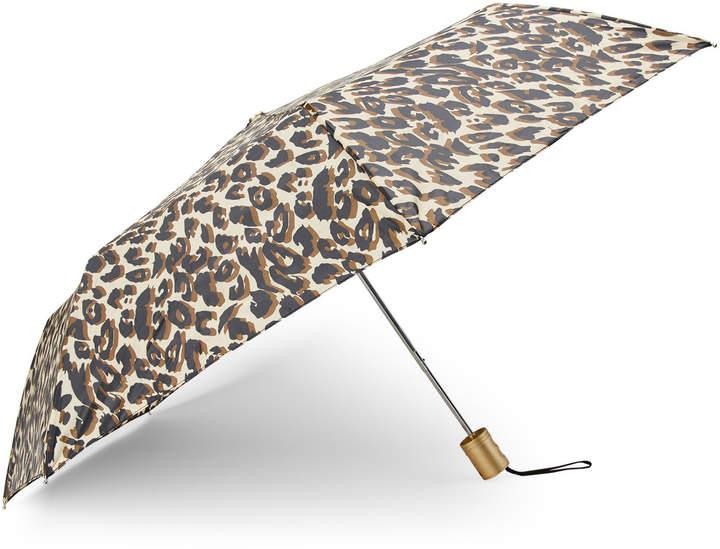 Juicy Couture Leopard Print Umbrella