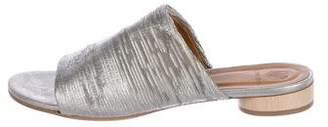 Coclico Suede Slide Sandals