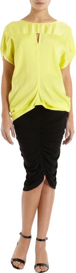 Zero Maria Cornejo Kiara Skirt