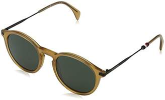 Tommy Hilfiger Men's Th1471s Oval Sunglasses