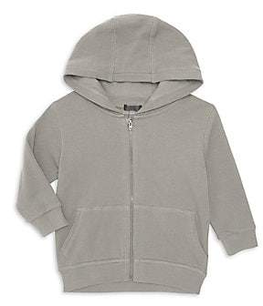 ATM Anthony Thomas Melillo Little Kid's French Terry Zip-Up Hoodie