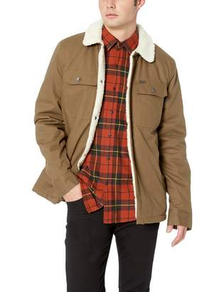 Volcom Men's Keaton Mid Length Jacket, Extra Large