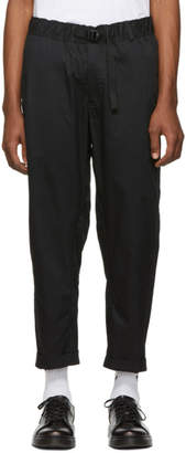 Nike Black Woven NRG Trousers