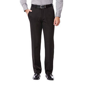 Haggar HaggarTravel Performance Stria Classic Fit Suit Pants - Big & Tall