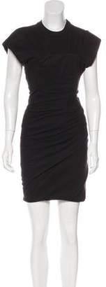 Alexander Wang Jersey Ruched Dress
