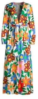 Mara Hoffman Luna Floral Maxi Dress