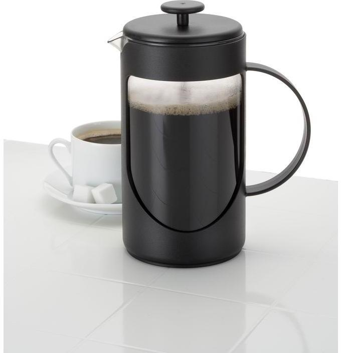 BonJour 8-Cup Ami-Matin Unbreakable French Press in Black